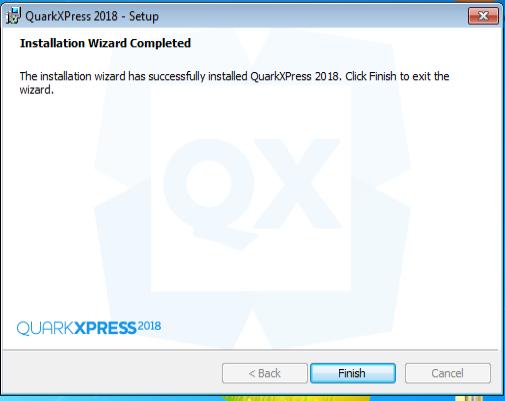 how to install quarkxpress 2018 on windows    quark