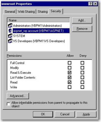 Setting Up IIS : PC*MILER