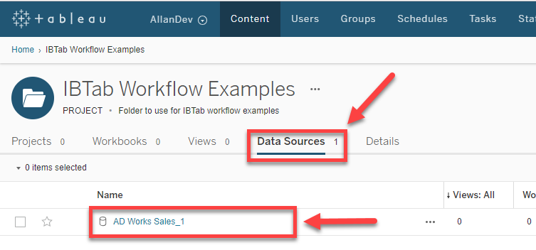 Web Intelligence Report to Tableau Data Source Workflow : InfoSol