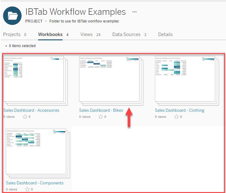 Burst Webi-based Tableau TWBX Workflow : InfoSol Help Desk