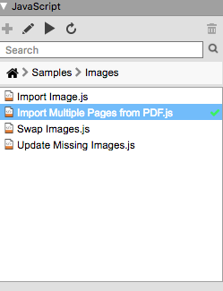 Import Multiple Pages of PDF in QuarkXPress 2018 using JavaScript