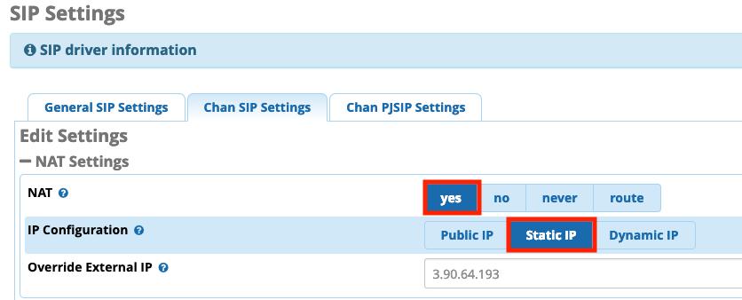 FreePBX Configuration Guide - T38Fax com - chan_sip Registration
