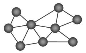 Image 1 – Example of a mesh network