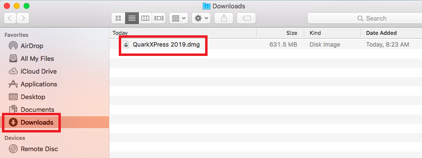 How to install QuarkXPress 2019 on Mac OS? : Quark Software Inc