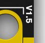 micro:bit V1 version number