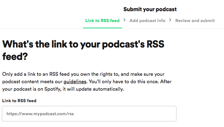 RSS Support Center   RSS Podcasting