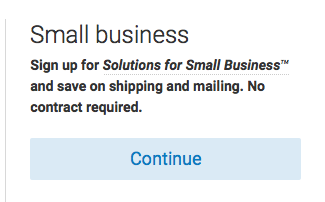 small business option
