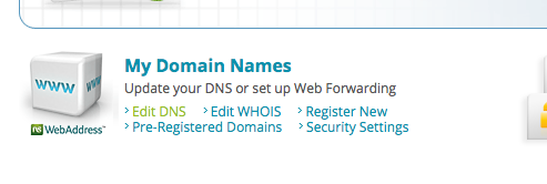 my domain name