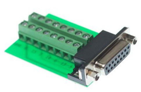 DB15 connector