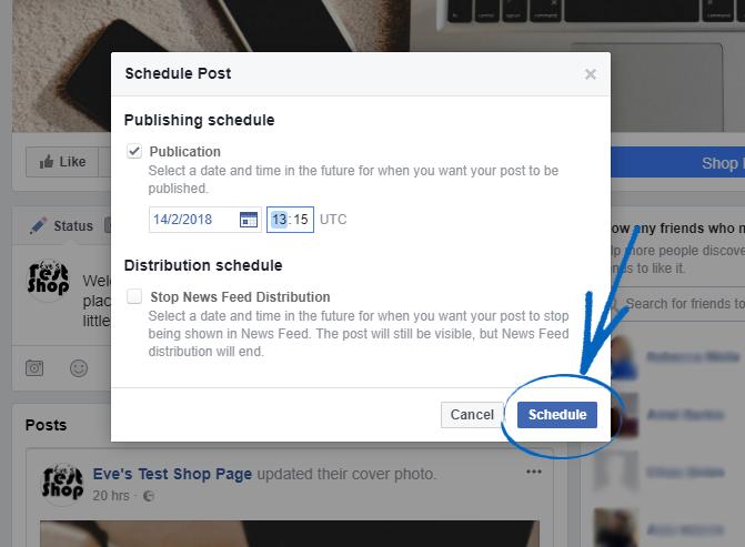 Social Plugins - Facebook Pages : EKM