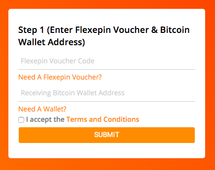 How do I redeem my Flexepin Voucher? : Localcoin