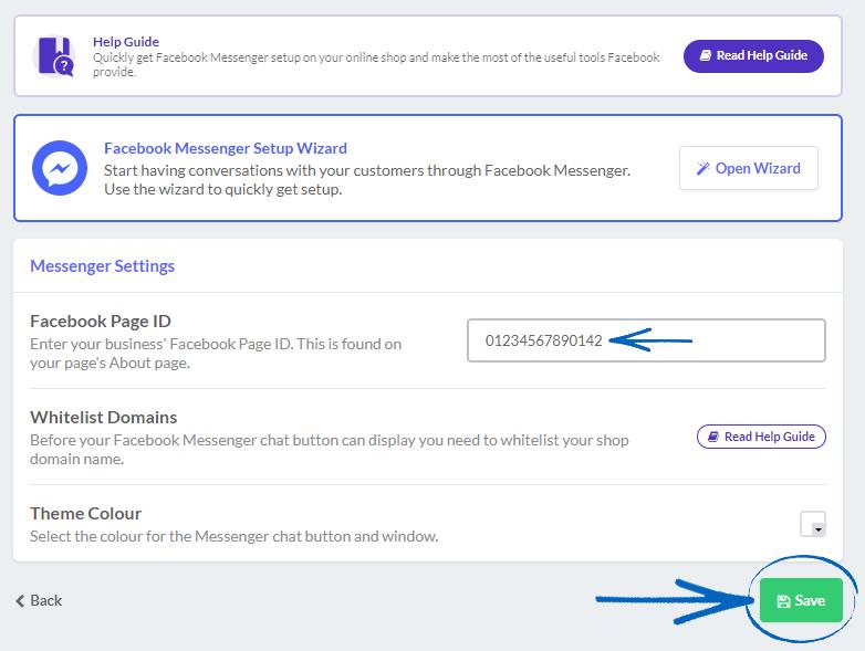 Facebook Messenger : EKM