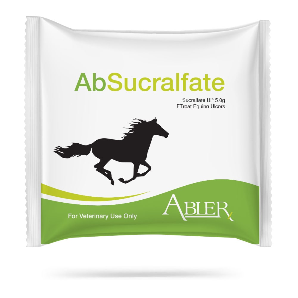 AbSucralfate granules
