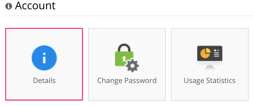 Locating DNS details using Hostinger's control panel