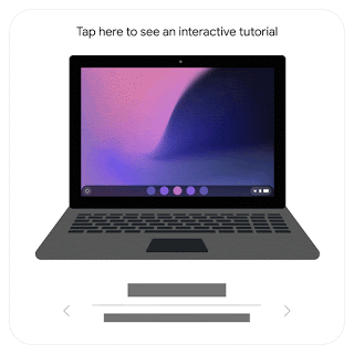 Tap here to see an interactive tutorial