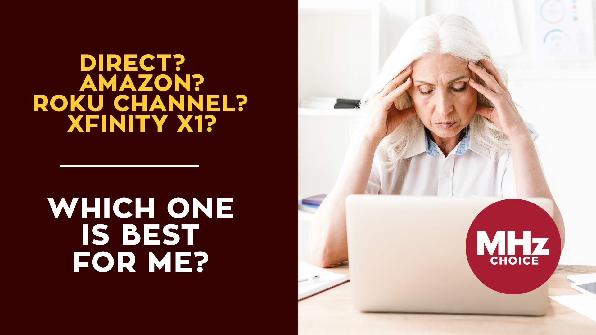 MHz Choice - Which subscription option is best for me?