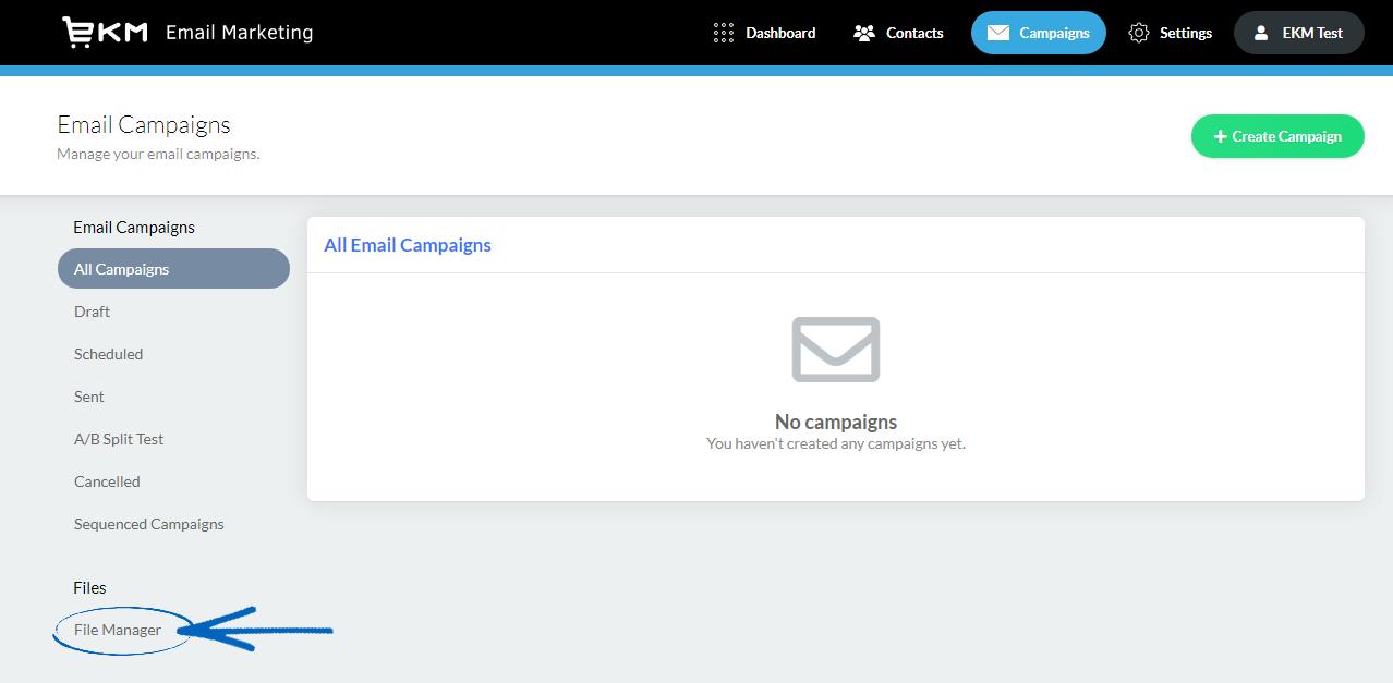 Email Marketing - Before you begin : EKM