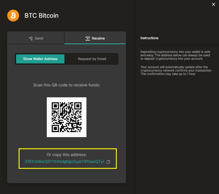 bitcoin wallet address pakartotinis naudojimas)