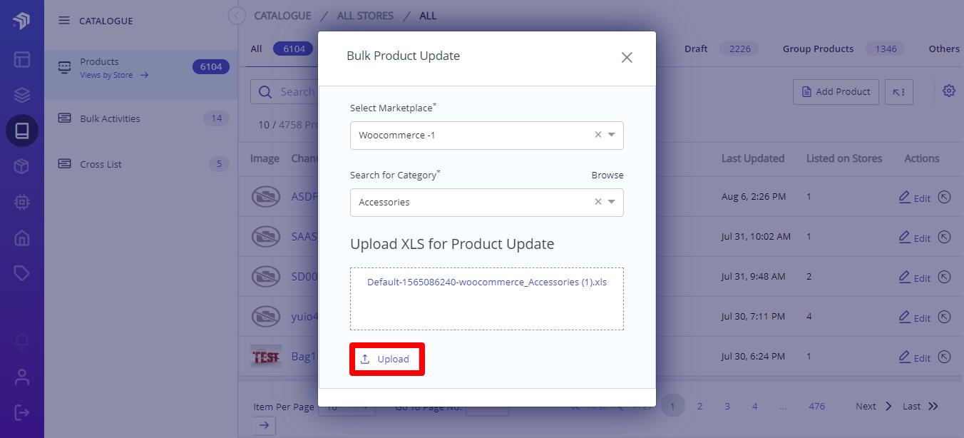 product update bulk final