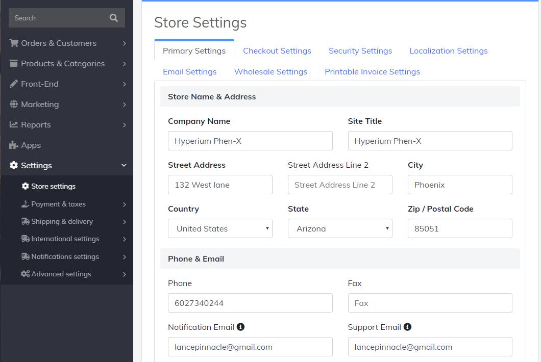 company-info-store