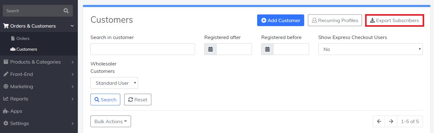 export-subscribers-mailchimp