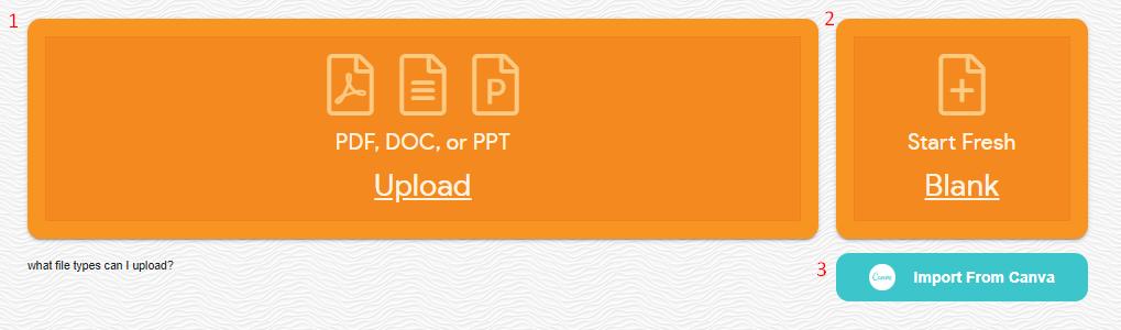 simplebooklet options