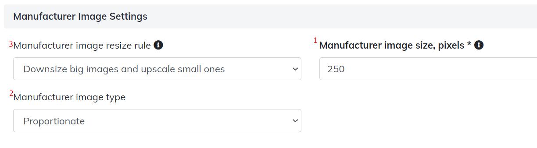 manufacturer-image-settings