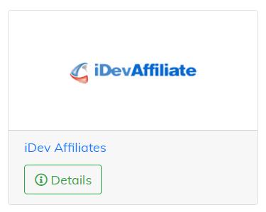 idevaffiliate app