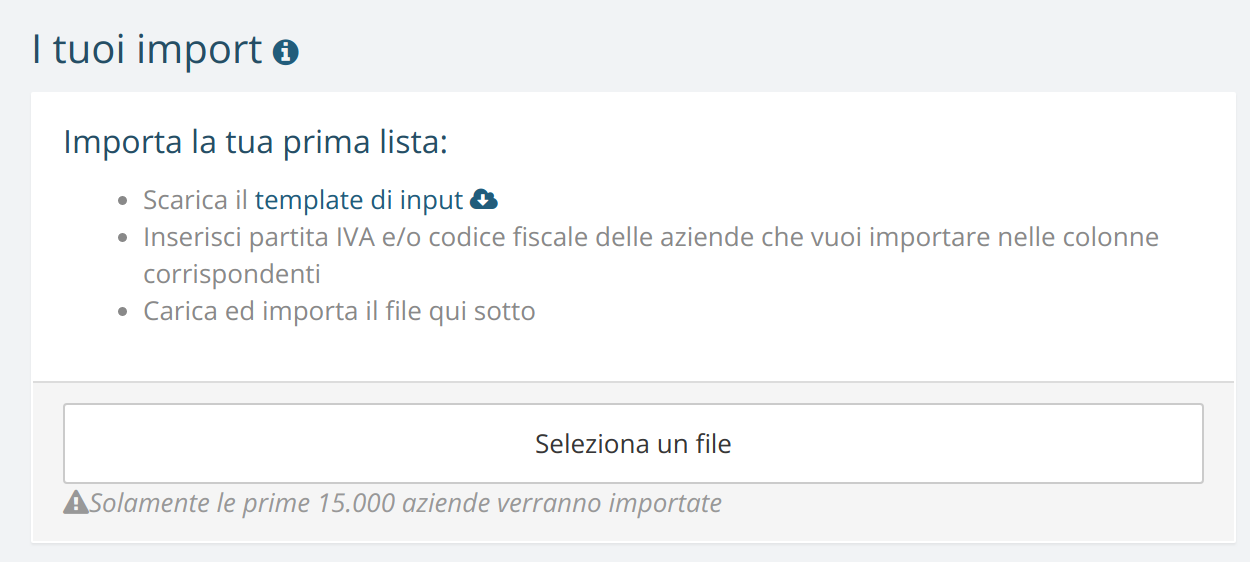import-liste