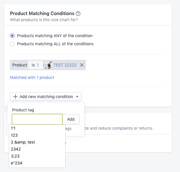 How to create size charts for WooCommerce stores using Kiwi Sizing?