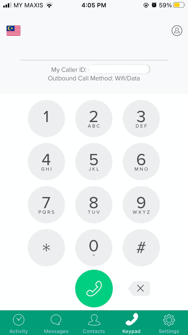 Omni Hotline Mobile App