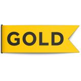 Gold +1
