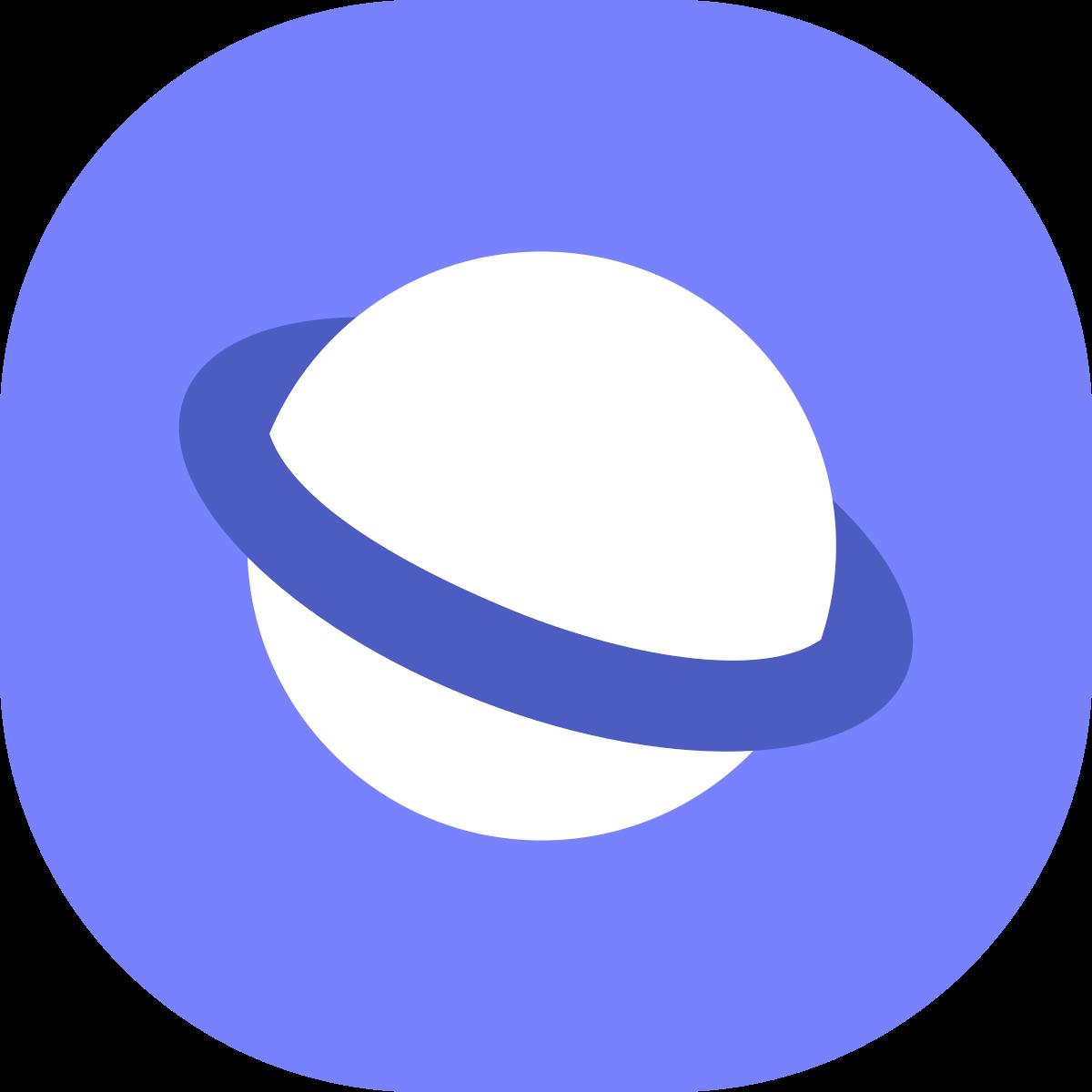 Samsung Internet Browser Logo