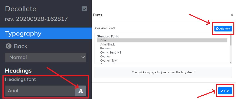 typography-headings