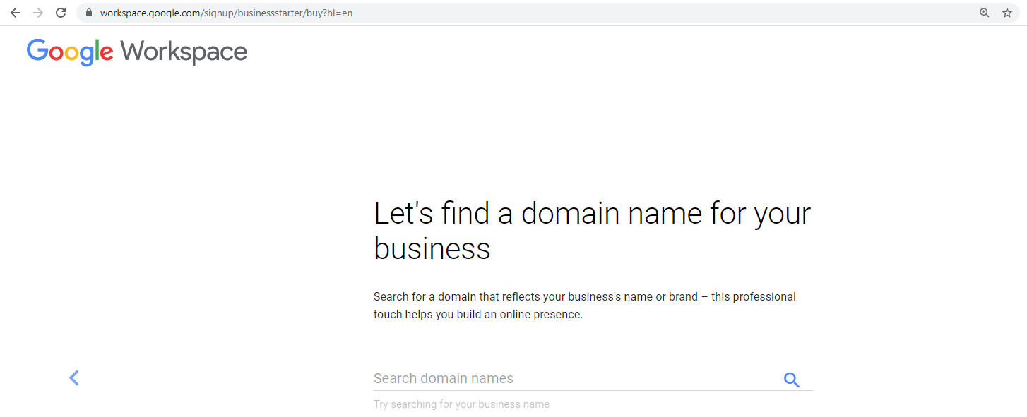 workspace-find-domain