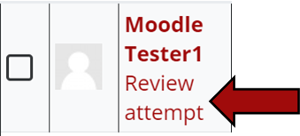 Review attempt.
