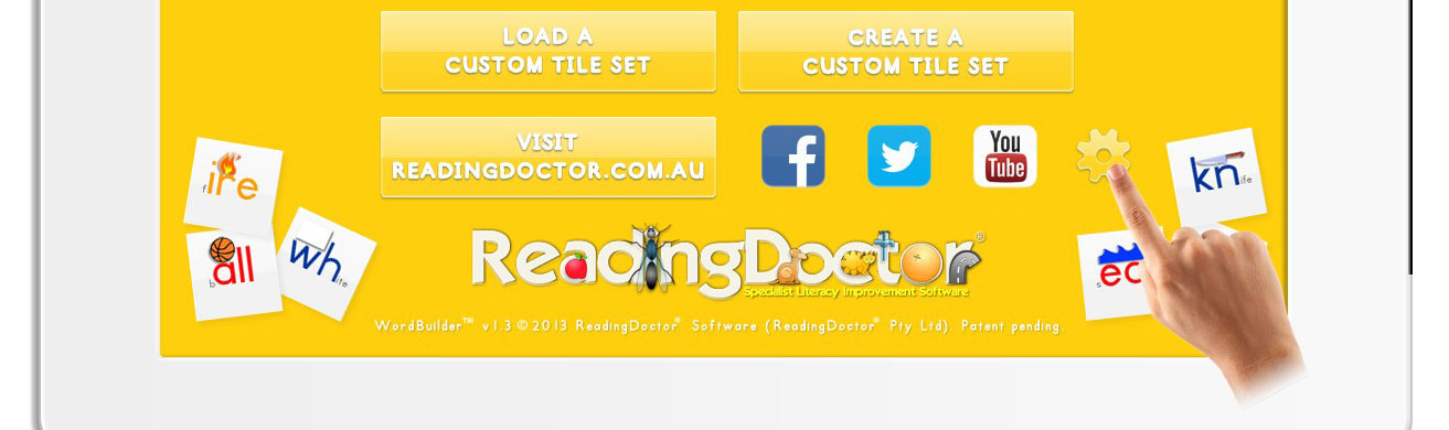 Jolly Phonics and MULTILIT presets not loading properly in