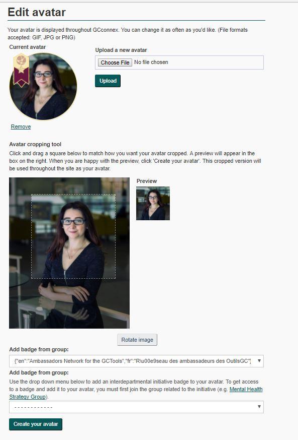 Match com edit profile