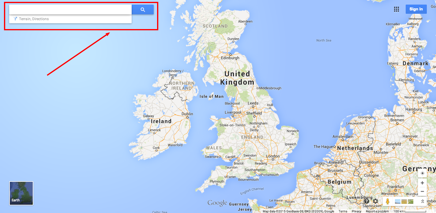 How To Change The Google Map In The Contact Us Page Multi - How to add google map in contact us page