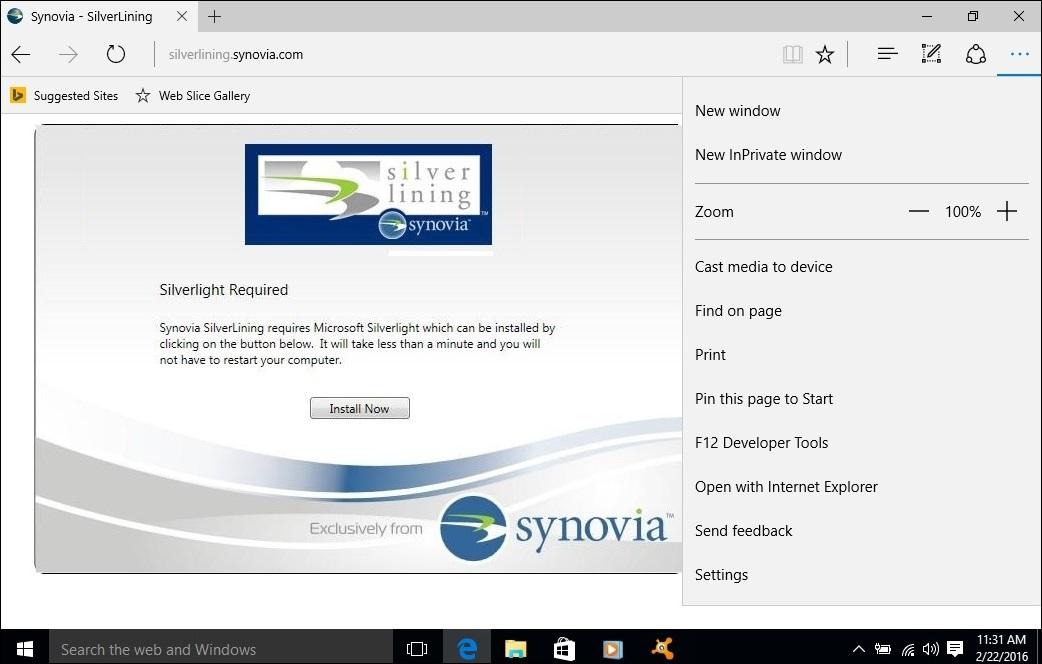Synovia Knowledge Base