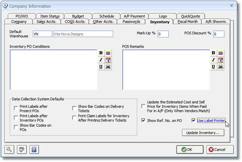 Zebra Printer Installation GC420d : Design Manager, Inc