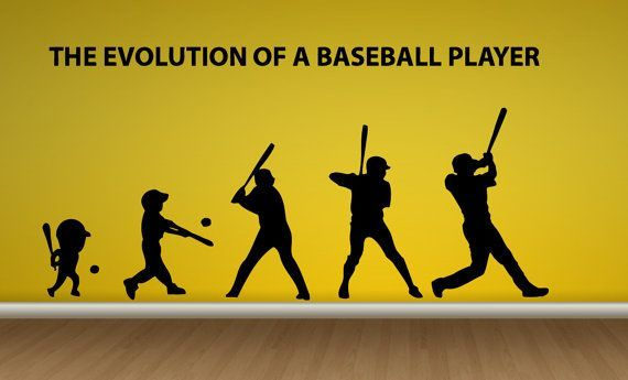 evolution of athletes