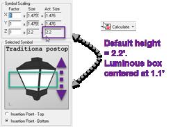 Luminaire Mounting Height in AGi32 : Lighting Analysts Inc