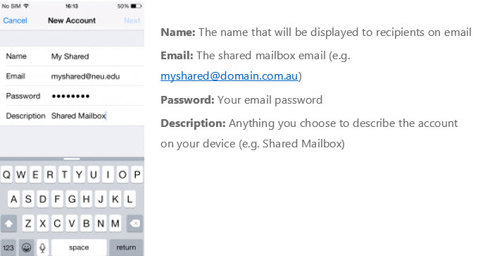 How To: Access an Office 365 shared mailbox on iPhone/iPad