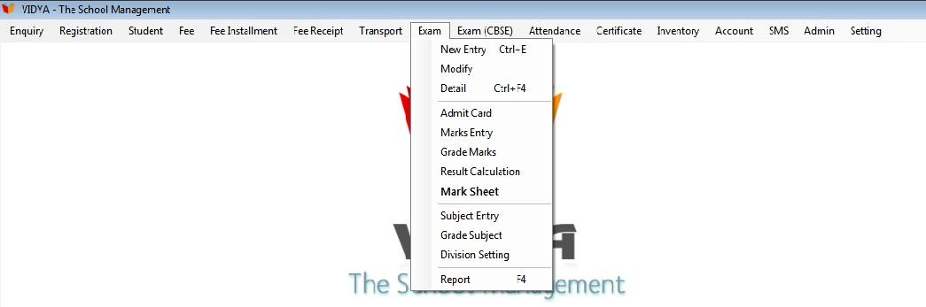 Exam Module image