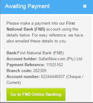 Where can I find the banking details? : FreshDesk Management