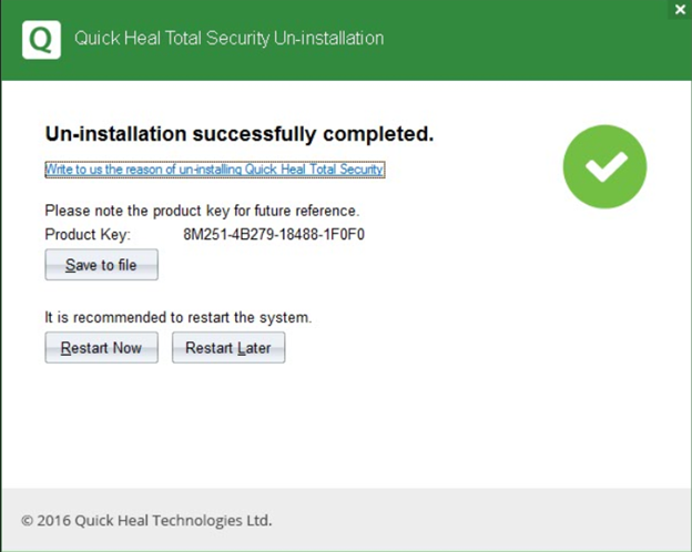 free download quick heal antivirus full version with serial key
