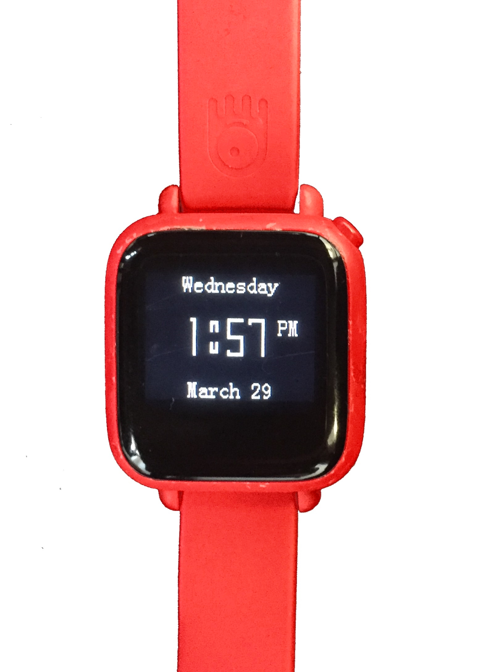 Octopus Watch : digital watch for kids