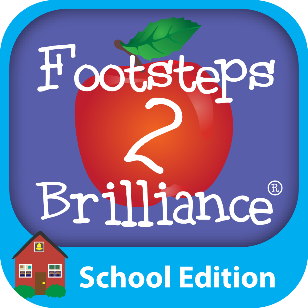 Footsteps2Brilliance App Icon