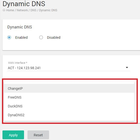 How To Set Up Dynamic Domain Name System (DDNS) In UTM